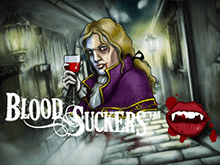 Играть на деньги Blood Suckers