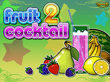 Fruit Cocktail 2 в казино Вулкан Платинум