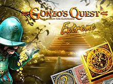 Играть на деньги в Gonzo's Quest Extreme