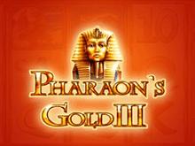 Pharaohs Gold III на доступном зеркале