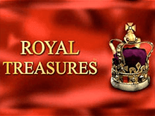 Royal Treasures в казино Вулкан Платинум