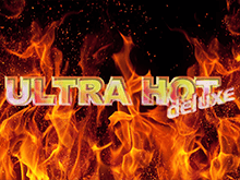 Ultra Hot Deluxe в казино Вулкан Платинум