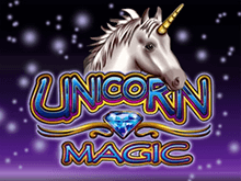 Unicorn Magic на зеркале Вулкан