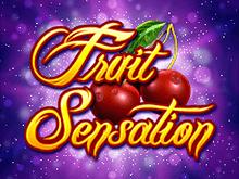 Играть на деньги в Fruit Sensation