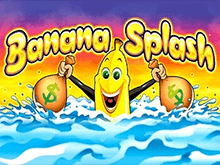 Banana Splash - играть на зеркале Вулкан
