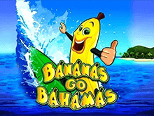 Автоматы Bananas Go Bahamas на зеркале Вулкан казино