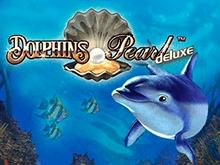 Автомат Dolphin's Pearl Deluxe в казино Вулкан Платинум