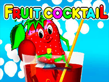 Автомат Fruit Cocktail в казино Вулкан Платинум