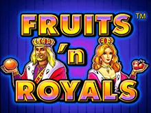 Играть на деньги в автомат Fruits and Royals