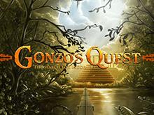 Игровой автомат Gonzo's Quest в казино Вулкан Платинум