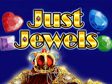 Автомат Just Jewels в казино Вулкан Платинум