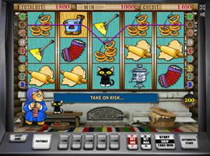 Играть в аппарат Balloonies в онлайн казино Вулкан на рубли