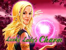 Играть в Lucky Lady's Charm в казино Вулкан Платинум