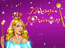 Игровой автомат Magic Princess в казино Вулкан Платинум