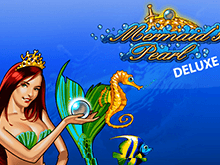 Автомат Mermaid's Pearl Deluxe в казино Вулкан Платинум