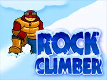 Автомат в казино Вулкан Платинум Rock Climber