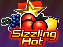 Игровой автомат Sizzling Hot на зеркале Вулкан