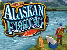 Alaskan Fishing на зеркале казино Вулкан