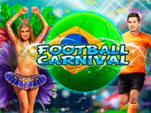 Football Carnival - игровой автомат