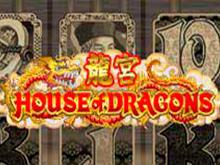 Играйте на деньги в автомат House Of Dragons