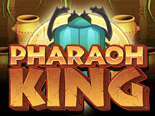 Играть в Pharaoh King в Вулкан Платинум