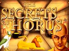 Secrets Of Horus - игровой автомат на зеркале Вулкан