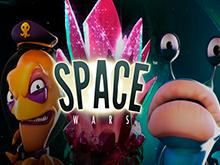 онлайн игровой аппарат Space Wars