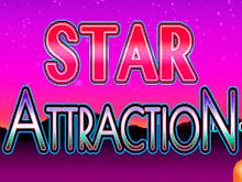 Зеркало Вулкан - поиграйте в слот Star Attraction