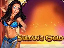 Sultan's Gold - игровой автомат на деньги