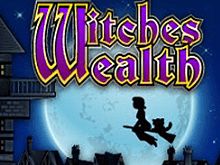 автомат Witches Wealth в клубе Вулкан