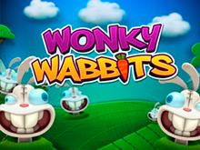 Автомат Wonky Wabbits