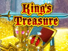 Королевские Сокровища в казино Вулкан Платинум