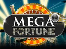 Автомат Мега Фортуна на рабочем зеркале казино