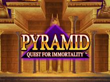 Слот Пирамида: В Поисках Бессмертия на зеркале казино Вулкан