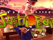 Онлайн автомат Суши Бар на зеркале казино