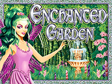 Enchanted Garden — виртуальная азартная игра с бонус множителями