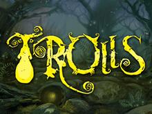 Trolls классический игровой автомат от разработчика Netent