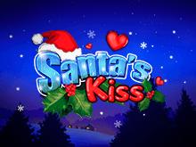 Поцелуй Санты