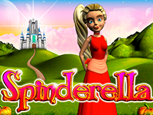 Игровой слот Spinderella
